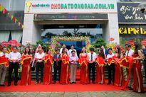 Khai trương 'Chợ bất động sản' đầu tiên tại Hà Nội