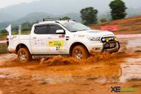 Giải đua xe địa hình Việt Nam 2017 đông nghẹt xe đăng ký thi đấu