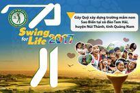 Sắp diễn ra giải Gôn từ thiện 'Swing for Life' lần thứ 18