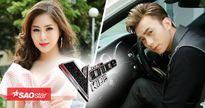 Hương Tràm rạng rỡ, Soobin Hoàng Sơn xuất hiện bên xế hộp tiền tỷ ghi hình vòng Đối đầu The Voice Kids