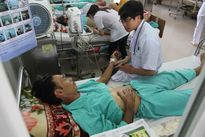 Can thiệp thành công bệnh tắc động mạch hiếm gặp ở Quảng Trị