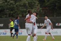 Đội tuyển bóng đá nữ Việt Nam khởi đầu thuận lợi ở SEA Games 29