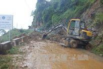 Mưa lũ tiếp tục gây thiệt hại ở các tỉnh miền núi phía Bắc