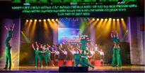 Dạ hội thanh niên chào mừng Đại hội đại biểu Đoàn Thanh niên Cộng sản Hồ Chí Minh cơ quan Tổng cục Chính trị