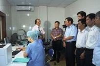 Triển khai kỹ thuật chụp và can thiệp tim mạch tại Bệnh viện đa khoa tỉnh Hà Nam