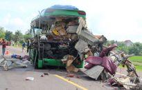 Vụ tai nạn 5 người chết: 'Cảnh tượng kinh hoàng chưa từng thấy'