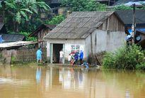 Mưa trắng trời Lào Cai, 150 hộ dân đang bị cô lập giữa dòng nước