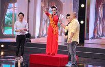 Việt Hương bóng gió mang vụ kiện của hoa hậu Phương Nga lên sân khấu