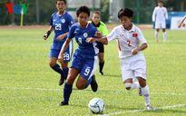 Thắng 'tưng bừng' Philippines, ĐT nữ Việt Nam lên đầu bảng