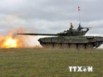 Nga sẽ tổ chức tập trận chung với các đồng minh ở Trung Á