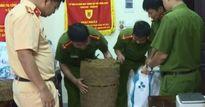 Bắt vụ vận chuyển hơn 1 tạ ma túy từ Lào về Việt Nam