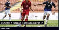 Báo Thái Lan ca ngợi U22 Việt Nam, thất vọng về đội nhà
