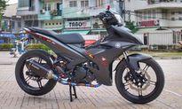 Xe máy Yamaha Exciter biển đẹp, độ zin 'giá chát' tại SG