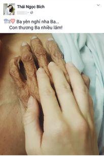 Sao Việt gửi lời chia buồn khi bố của ca sĩ Phan Đinh Tùng qua đời
