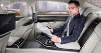 14 tiện nghi tuyệt vời trên Audi A8 2018