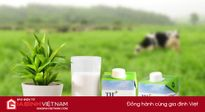 TH true MILK: 2 bước đột phá trên thị trường sữa