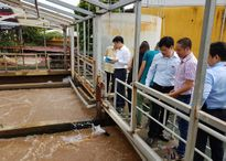 Hà Nội: Nhiều cụm công nghiệp 'trắng' hệ thống xử lý nước thải