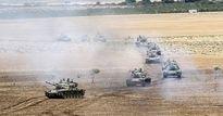 Syria: Quân đội Thổ Nhĩ Kỳ bắn phá người Kurd dữ dội ở Aleppo