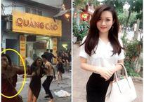 Hot girl Hà thành dùng 'áo ngực' thoát khỏi đám cháy sau 1 năm giờ ra sao?