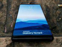 Galaxy Note 8 lộ ảnh thực tế trước thềm ra mắt
