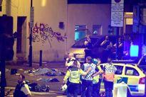Nguy cơ khủng bố rình rập nước Anh