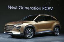 Hyundai ra mắt mẫu SUV chạy điện hoàn toàn mới