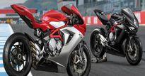 Loạt môtô 2017 MV Agusta nâng chuẩn Euro 4