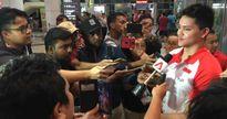 Kình ngư Schooling xin lỗi vì 'xúc phạm' người Malaysia