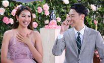 Hoa hậu Phạm Hương đẹp kiêu sa giữa vườn hoa hồng Pháp