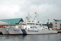 Nhật Bản hỗ trợ Việt Nam nâng cao năng lực an ninh biển