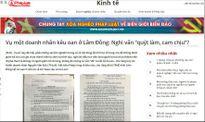 Vụ ông già Việt kiều 70 tuổi kêu oan ở Lâm Đồng: Không đủ căn cứ kết tội bị cáo
