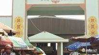 Đắk Nông: Cưỡng chế các tiểu thương 'cố thủ' tại khu chợ đã giải tỏa