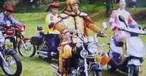 Cười bò với ảnh hậu trường 'sai quá sai' của phim cổ trang Hoa ngữ