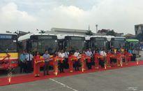 Thêm 5 tuyến mới, xóa 'vùng trắng' xe buýt ngoại thành Hà Nội