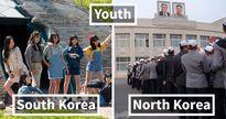 8 điểm khác biệt giữa Hàn Quốc và Triều Tiên