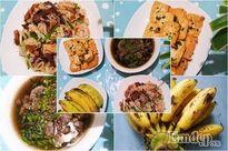 Mâm cơm cuối tuần đơn giản mà ngon lành, cả nhà đều ưng