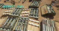 Quân đội Lebanon phát hiện loạt tên lửa Mỹ ở Arsal