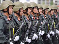 Các loại súng của lực lượng Công an Việt Nam xưa và nay
