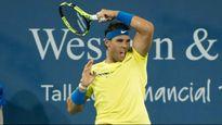 Rafael Nadal dừng bước tại tứ kết Giải Quần vợt Cincinnati