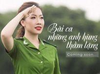 Sao Mai Hiền Anh ra mắt ca khúc viết về cảnh sát chống ma túy