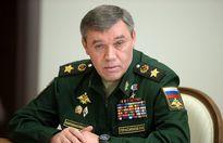 Tướng trận Syria được quân đội Nga tặng thưởng vũ khí