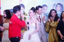Angela Phương Trinh xinh đẹp rạng ngời tại buổi công chiếu Glee