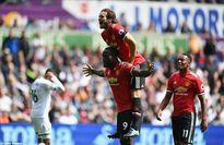 Swansea 0-4 Man United: Mourinho 'phiên bản mới'
