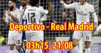 Deportivo - Real Madrid: Ronaldo 'ra rìa', dàn SAO chờ bùng nổ