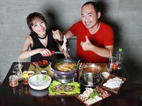 Vợ chồng danh hài Thu Trang - Tiến Luật ước mơ chuỗi quán 'Thích'