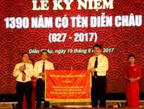 Kỷ niệm 1390 năm danh xưng Diễn Châu (627-2017)