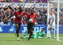 Chấm điểm Swansea 0-4 MU: Những 'sát thủ' gốc Phi và người hùng Micky