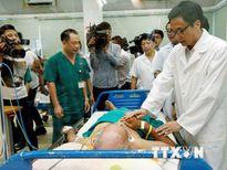Giám sát việc điều trị sốt xuất huyết tại Bệnh viện Bệnh Nhiệt đới