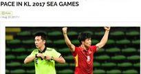 Báo Châu Á: U22 Việt Nam ấn tượng nhất SEA Games 29