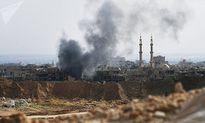 Nga hủy diệt đoàn xe quân sự IS chạy về Deir Ezzor